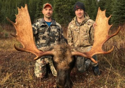 moose2_guided hunting trips in british columbia